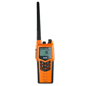 SAILOR SP3540: Portable VHF ATEX GMDSS Radio