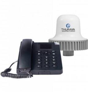 Thuraya Seastar: Marine Satellite Comunication